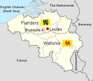 Webcam Leuven Belgium